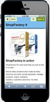 di nuovo shopfactory